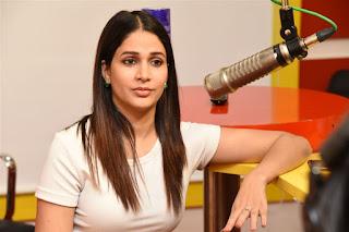 Lavanya Tripathi At Arjun Suravaram First Single Song Launch