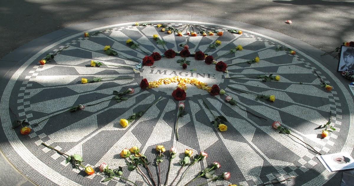 Sydney Australia John Lennon S Grave