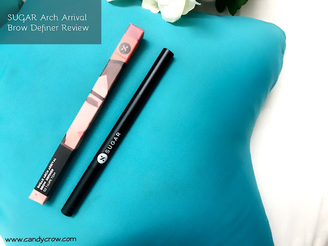SUGAR Arch Arrival Brow Definer Taupe Tom Review