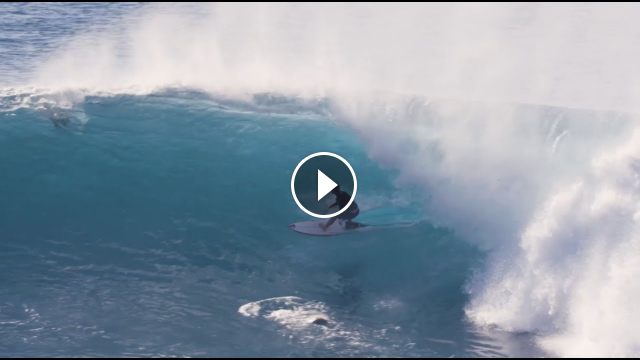 One Day at the Bay - Perfect Waves at Honolua Bay
