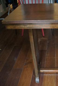 Mueble para máquina de coser