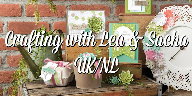 Join Crafting with Lea & Sacha (UK/NL)