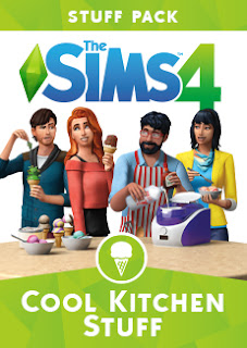 The Sims 4: Cool Kitchen (DLC) (PC) 2015