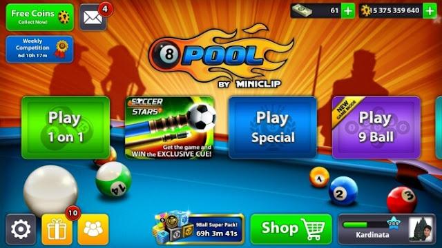 download game billiar terbaik android gratis offline