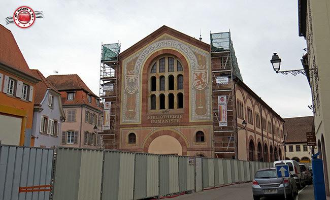 Sélestat, Alsacia, Francia