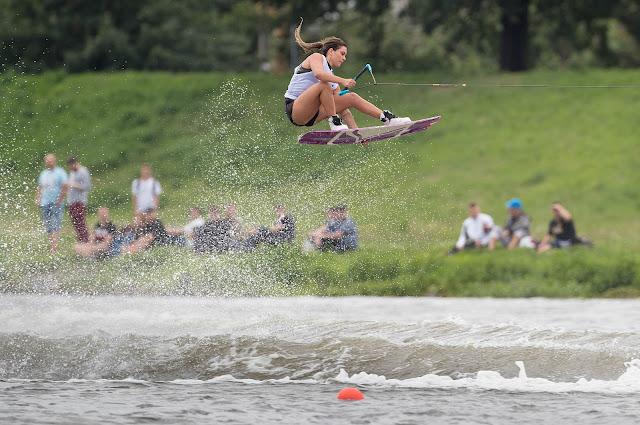 Nicola Butler dio a Estados Unidos la medalla de oro en el wakeboard de los Juegos Mundiales 2017
