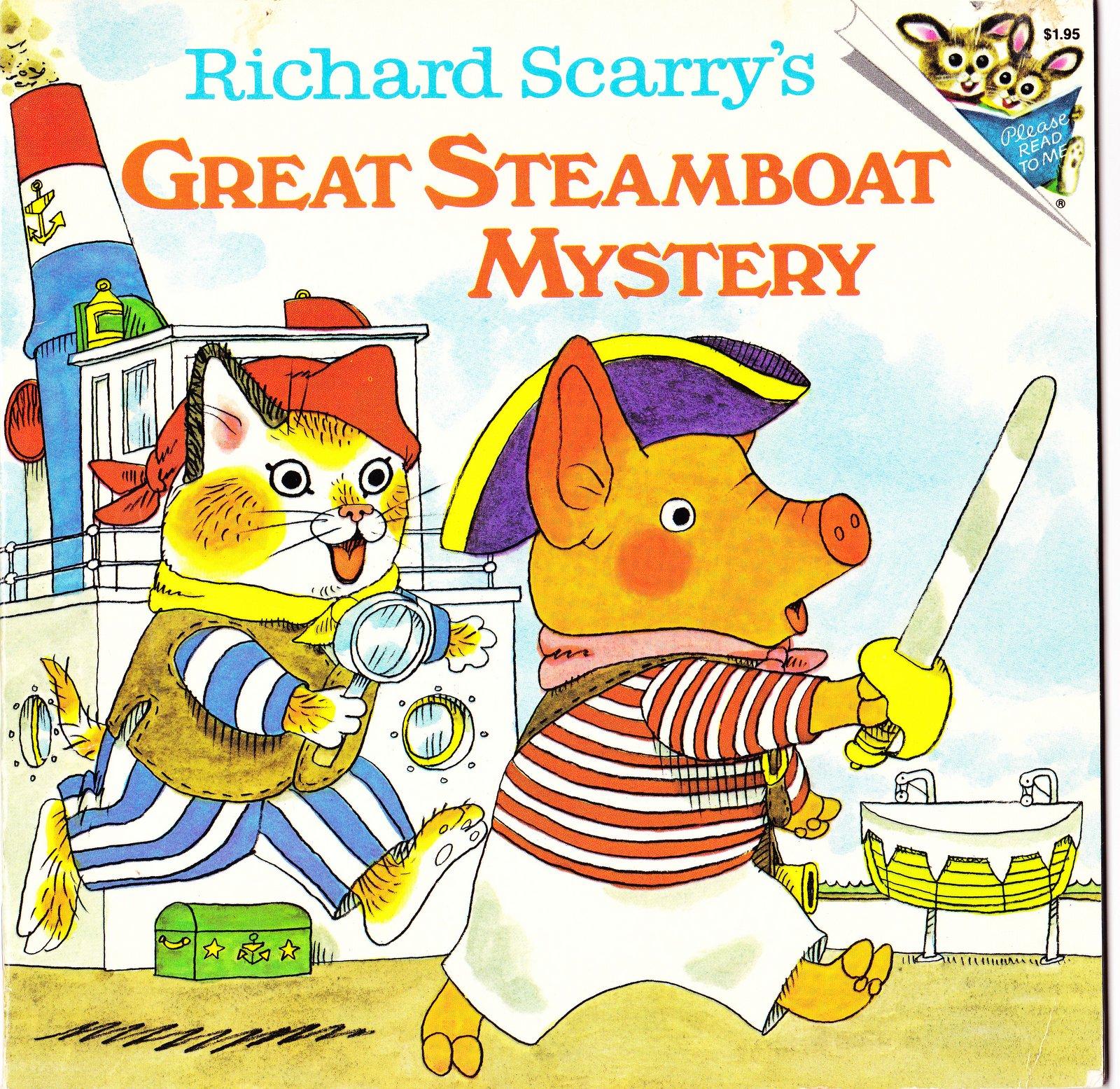 richard scarry