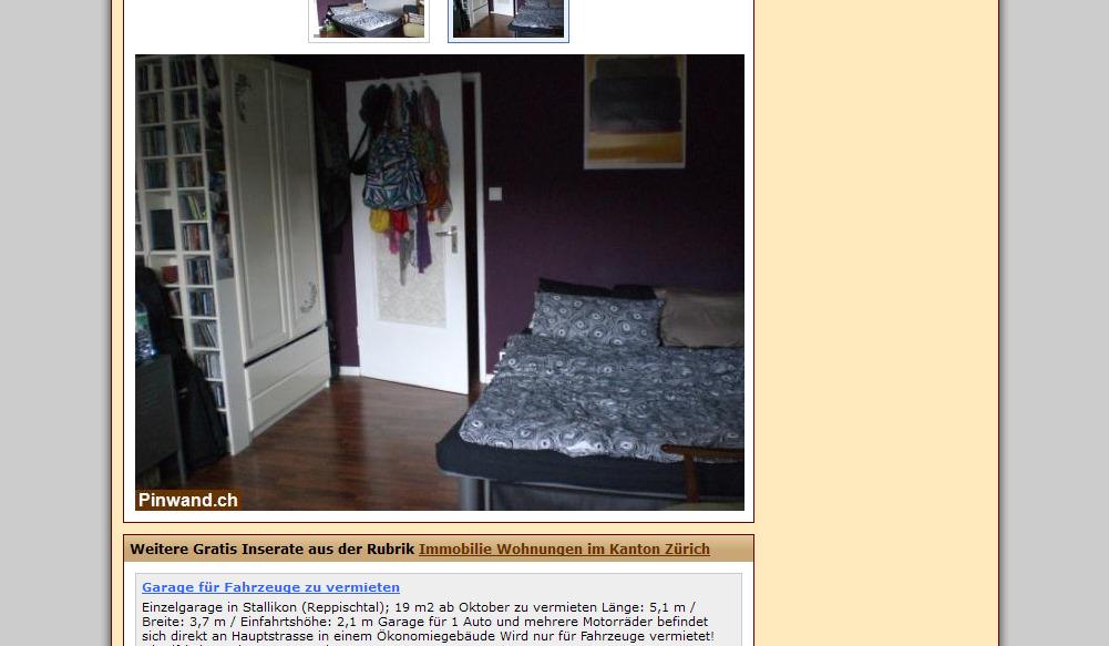 sch ne zimmer wohnung in. Black Bedroom Furniture Sets. Home Design Ideas
