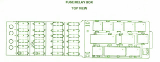 fuse box diagram mercedes w124 etm 1986 1992 mercedes fuse box diagram. Black Bedroom Furniture Sets. Home Design Ideas