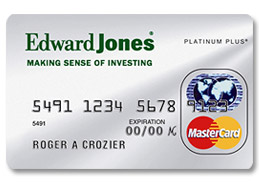 edward jones credit card