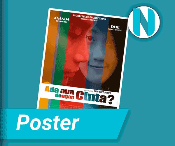 Poster Ada Apa Dengan Cinta (Photoshop) Nandur93