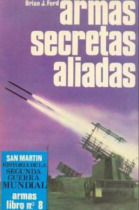 Armas secretas aliadas – Brian Ford