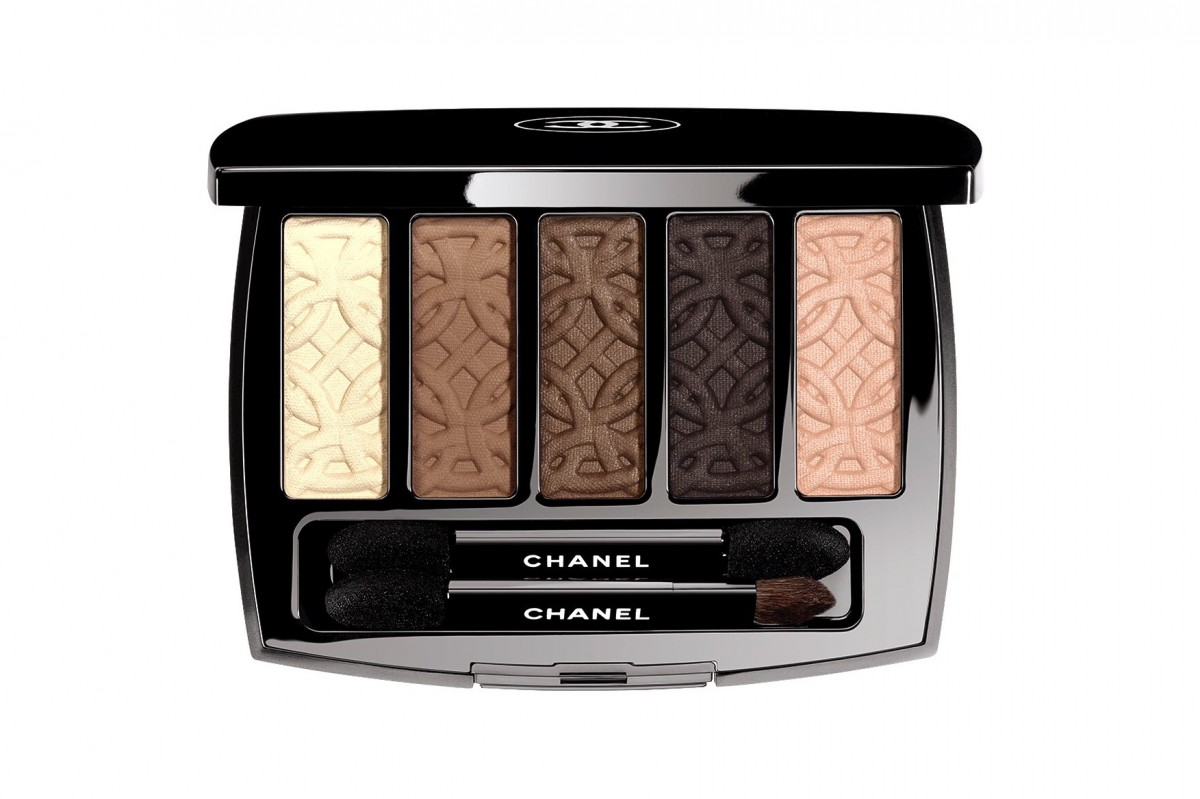 Looks - Automnales les chanel fall makeup collection video