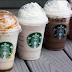 Starbuck's VANILLA BEAN FRAPPUCCINO