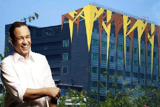 Berita Harian Vionnalie : Gebenur Jakarta Anies Baswedan Akan Melanjutkan Kontra Izin Usaha Hotel Alexis Secara Sepihak!