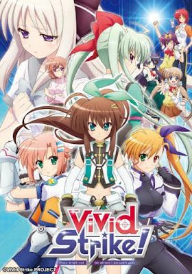 [Review Anime] ViVid Strike!