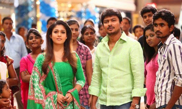 Nayanatara Stills in Seenugadi Love Story Movie