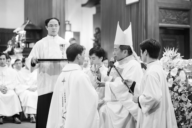 Lễ truyền chức Phó tế và Linh mục tại Giáo phận Lạng Sơn Cao Bằng 27.12.2017 - Ảnh minh hoạ 198