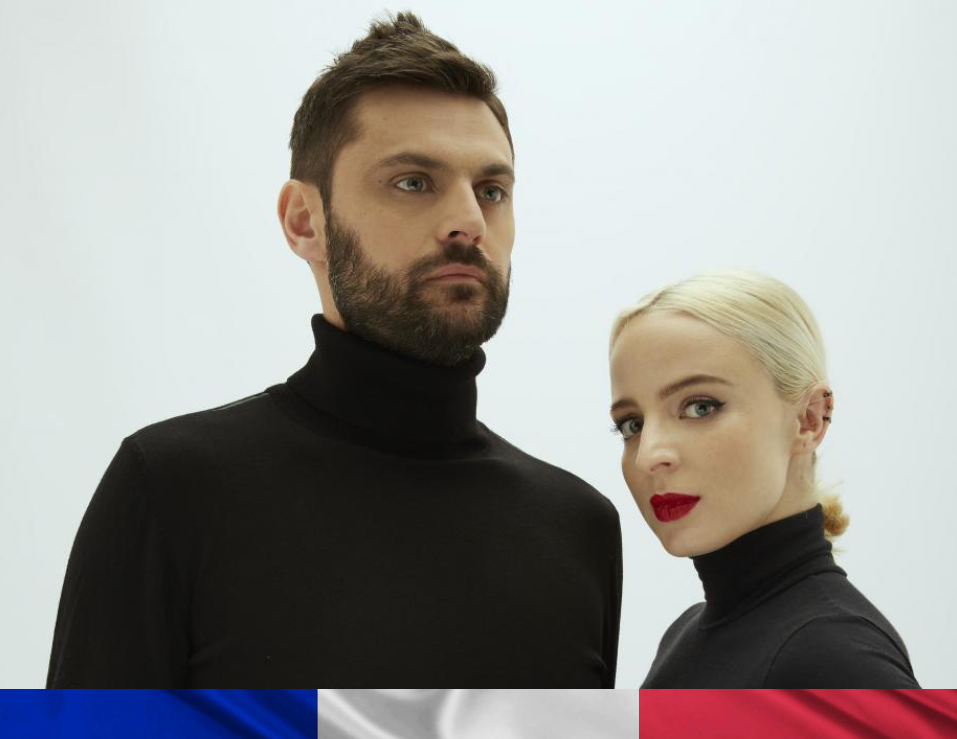 FRANCE: MADAME MONSIEUR WINS WITH MERCY DESTINATION EUROVISION 2018