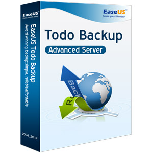 EaseUS Todo Backup Advanced Server 10.0.0.1 WinPE Boot ISO (Inglés)