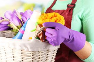 7 أماكن في المنزل إحرصي على تنظيفها خلال موسم الربيع