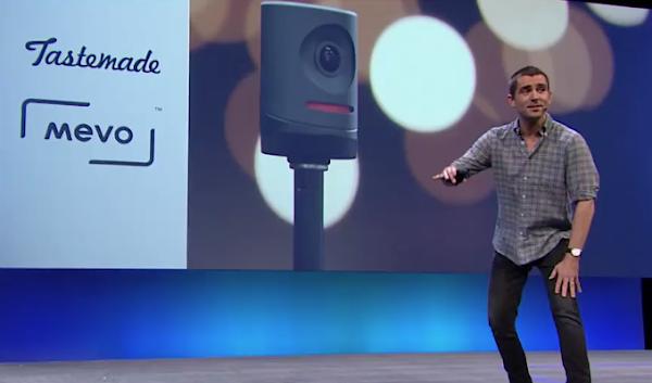口袋裡的攝影棚:第一款使用Facebook LIVE API的攝影機「Mevo」|數位時代