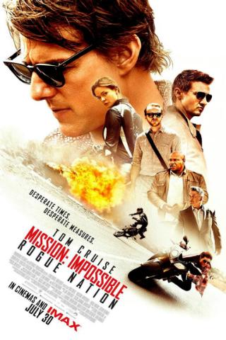 Mission: Impossible – Rogue Nation [2015] [DVDR] [NTSC] [Custom – HD] [Subtitulado]