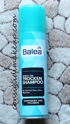 Review: Shampoo Secco - Balea
