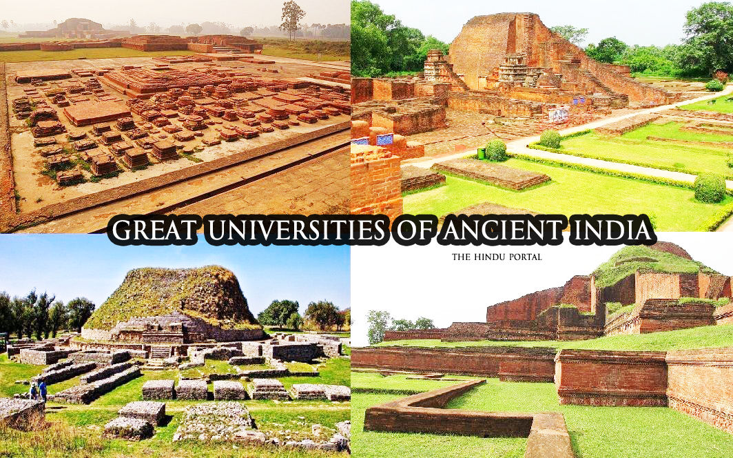 Great Universities of Ancient India