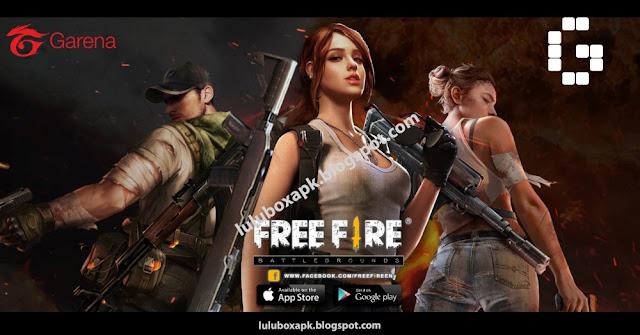 Garena Free Fire Battlegrounds v1255 Mod Apk free fire in 2019