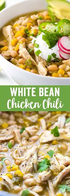 White Bean Chicken Chili