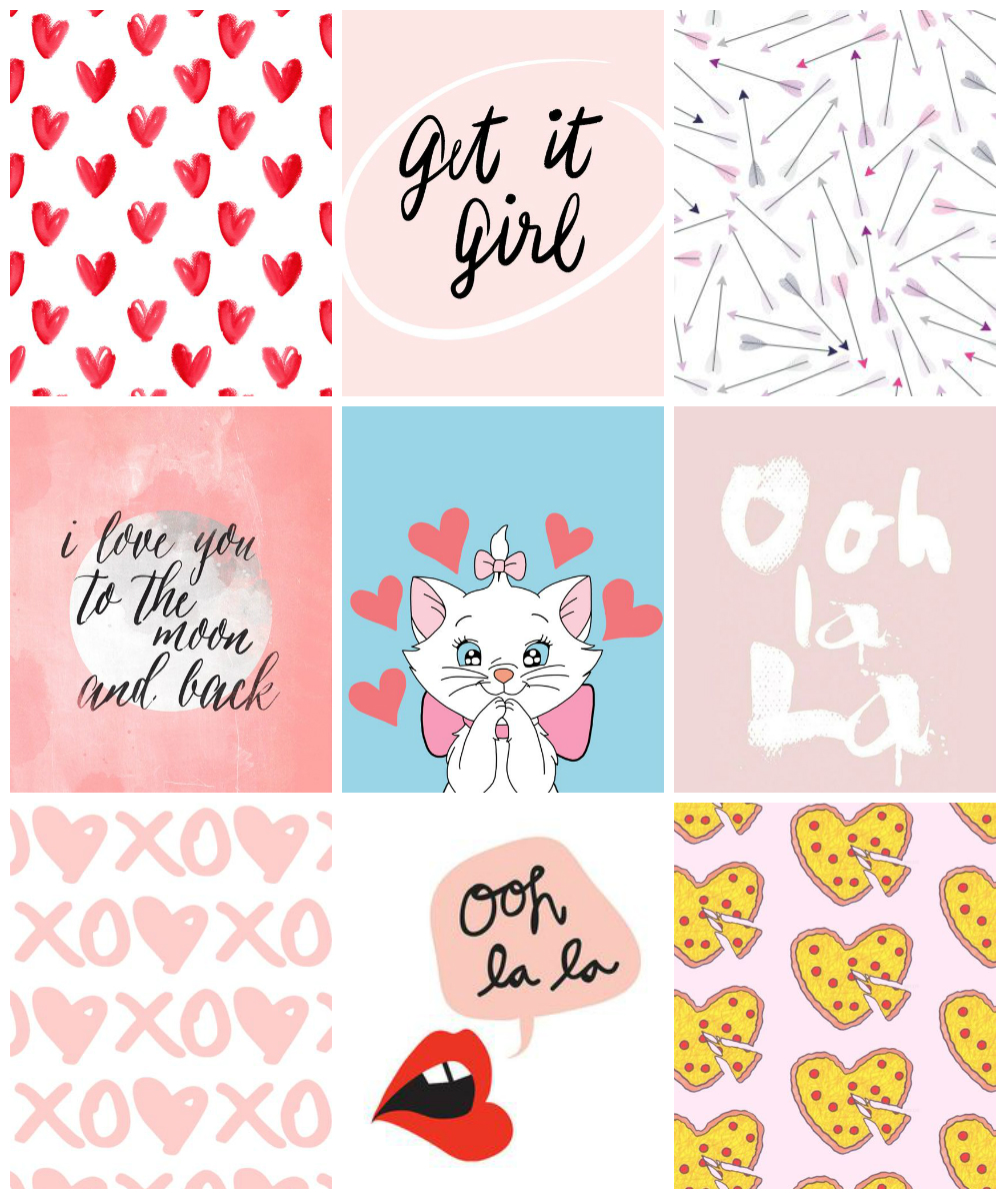 fun valentine's wallpapers for iphone