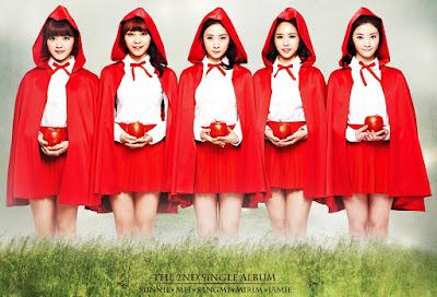 yakni girlband pertama dari GH Entertainment Profil Girlband TINT