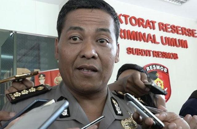 Polisi Anggap Penyerangan Kantor Kemendagri Aksi Spontan