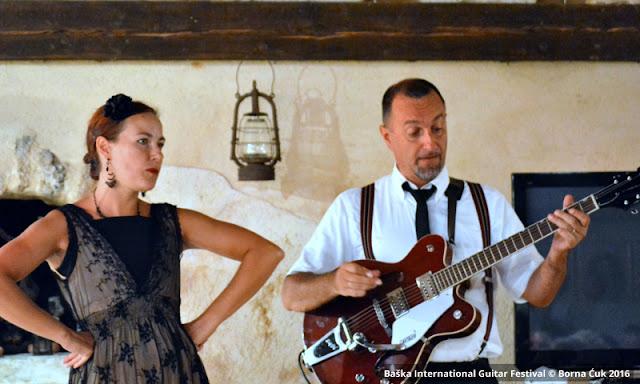 Anita Camarella & Davide Facchini Duo