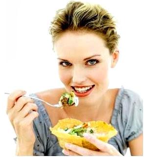 Alimentación consciente nutrición mujer
