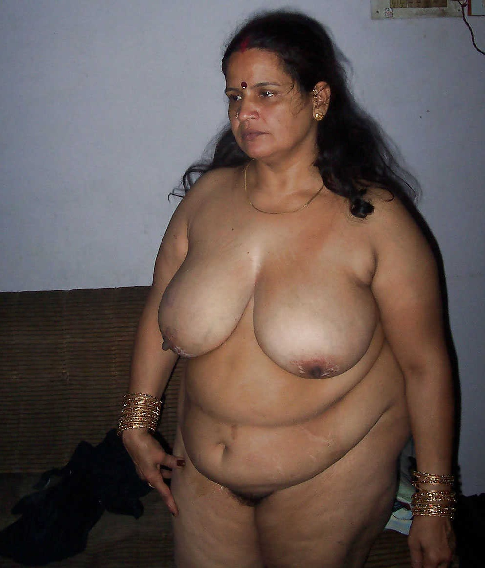 Indian Desi Aunty And Bhabhi Nude Photo Great Indian -3827