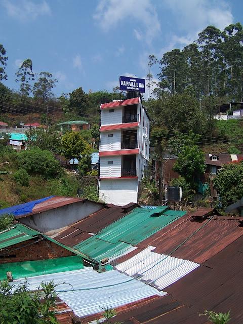 Hotel Kaippallil Inn à Munnar