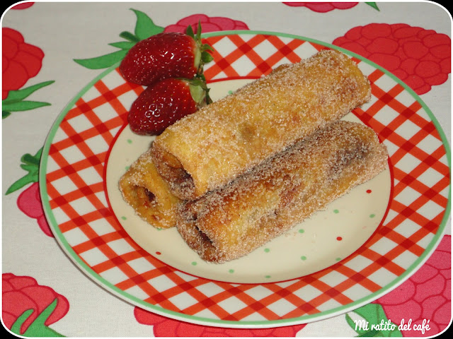 Torrijas Roll-up