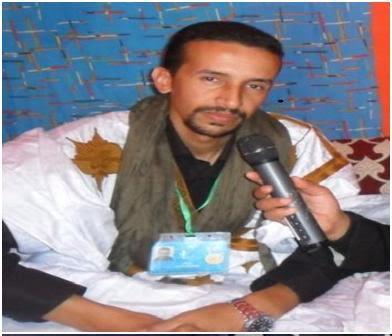 """سجين الرأي الصحراوي """" عبد الخالق المرخي """" يتعرض للمضايقة و للاستفزاز بالسجن المحلي بيوزكارن / المغرب"""