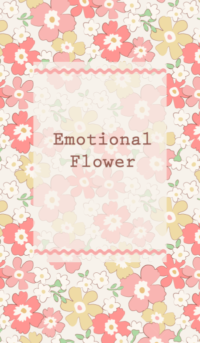 Emotional Flower - for World