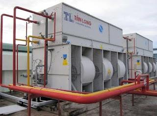 Công Ty TNHH Cơ Điện Lạnh Tân Long