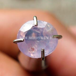 Permata White Sapphire - A458