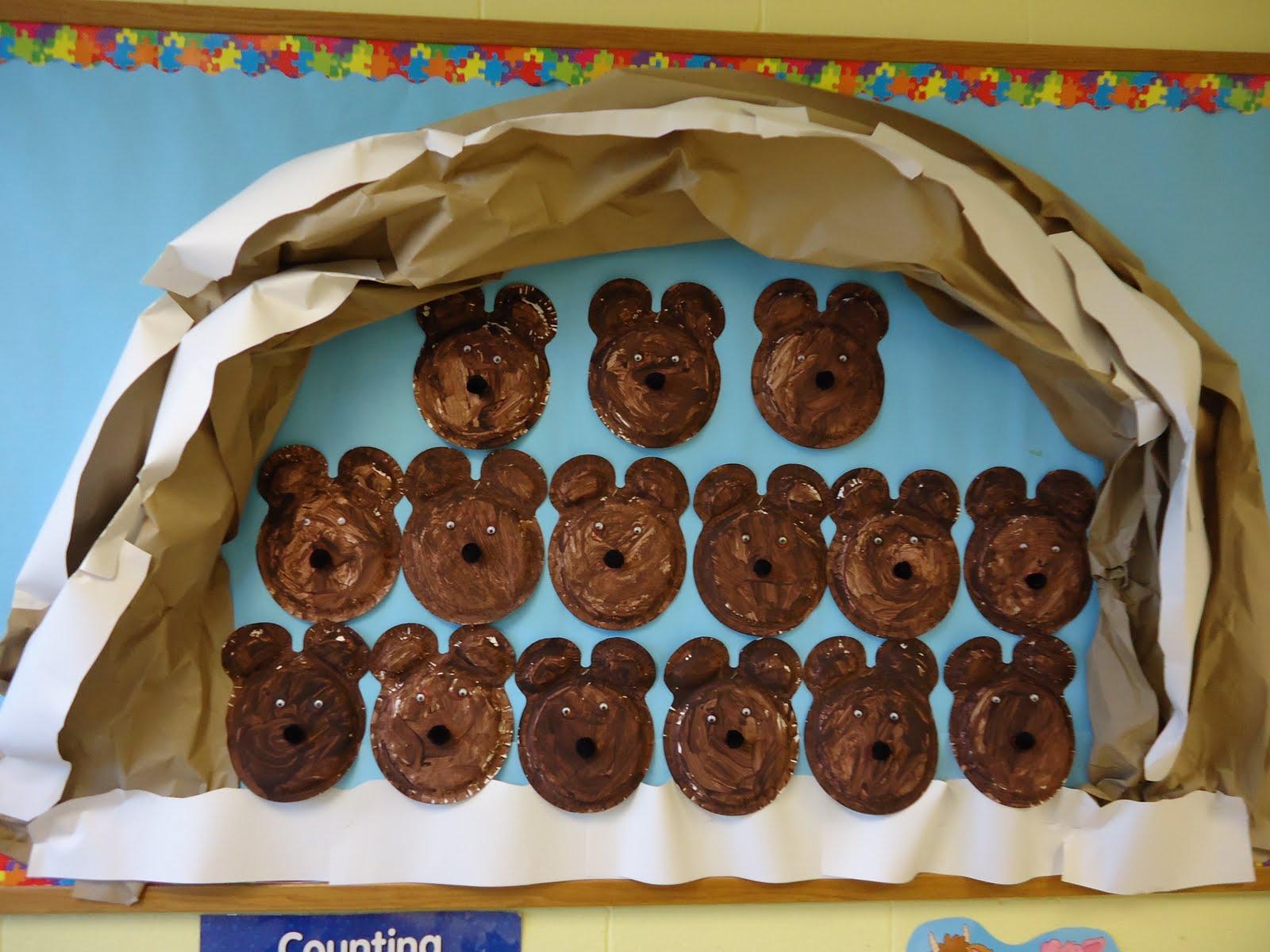 Trinity Preschool Mount Prospect Bears Bears Bears At