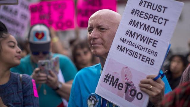 Sondeo: 2 de cada 3 mujeres de EEUU sufren acoso sexual