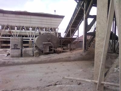 Dampak Lingkungan Baching Plant saat operasi