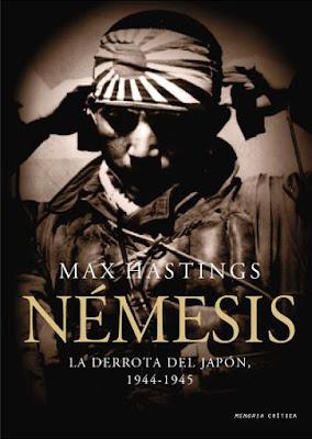 Némesis. La derrota de Japón (Max Hastings, 2008)