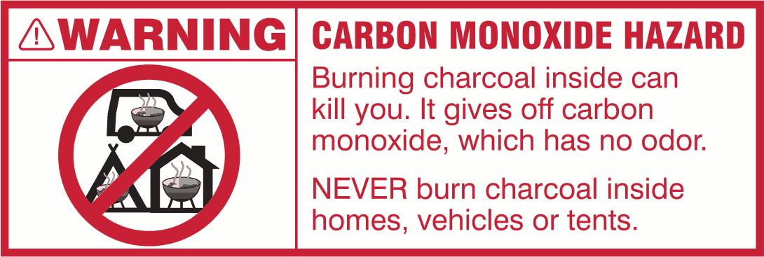 what gives off carbon monoxide