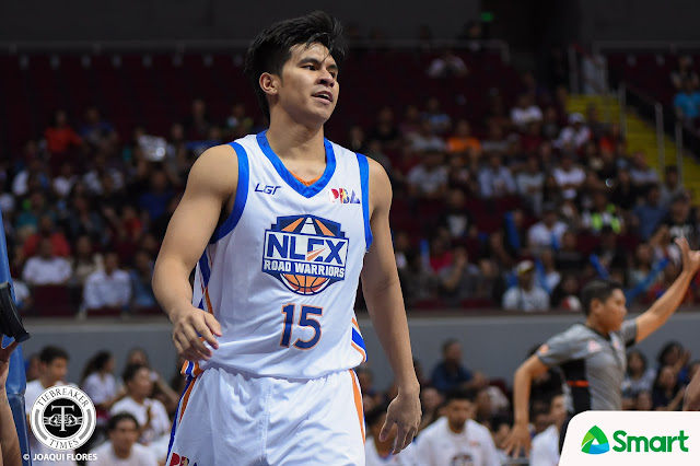 List of Shocking new about Kiefer Ravena
