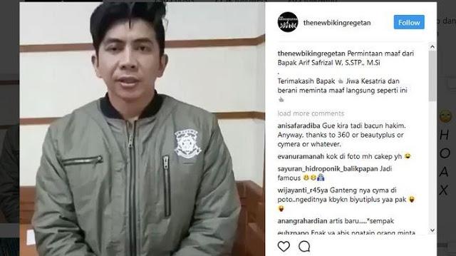 Simak Video Anggota Satpol PP Jawa barat Minta Maaf pada Semua Brigadir di Indonesia, Ini Gara-garanya
